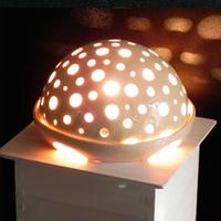 lampe-demi-sphere-reflet